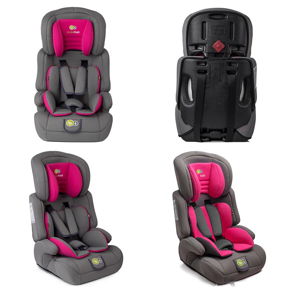 Super si ge auto comfort up volutif rose 9 36 kg groupes for Rehausseur auto confortable