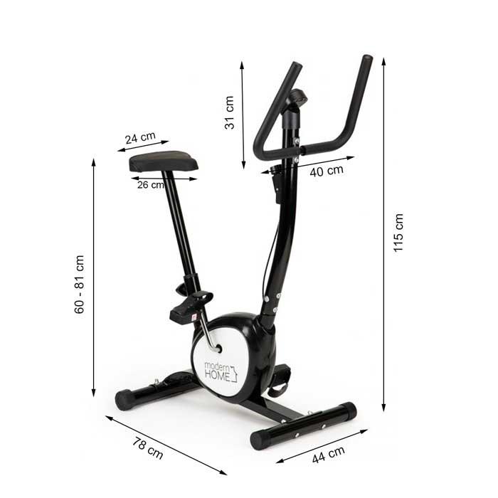 bikee-vélo-dimensions