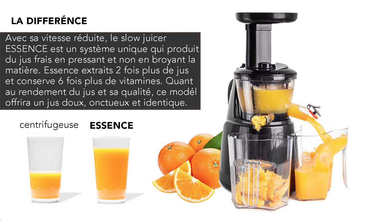 extracteur de jus de fruits et l gumes homekraft