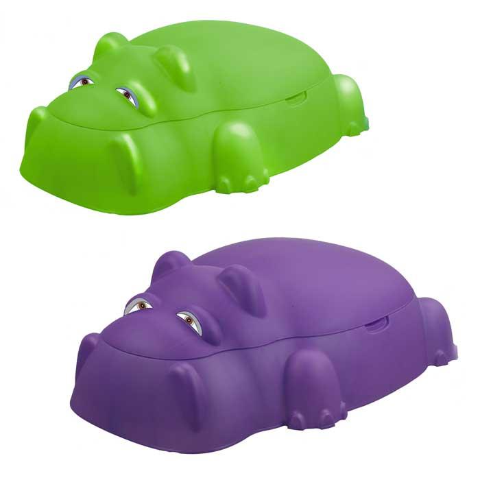 hippo violet vert