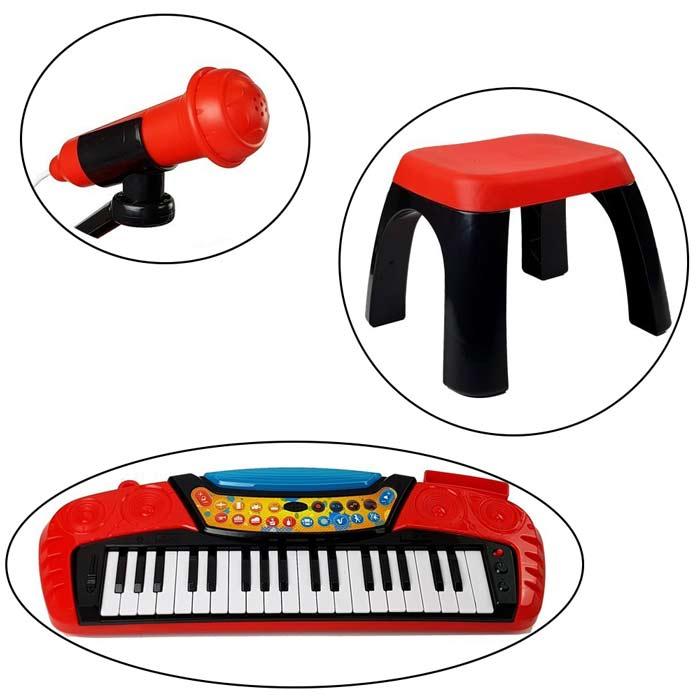 piano enfant jeu