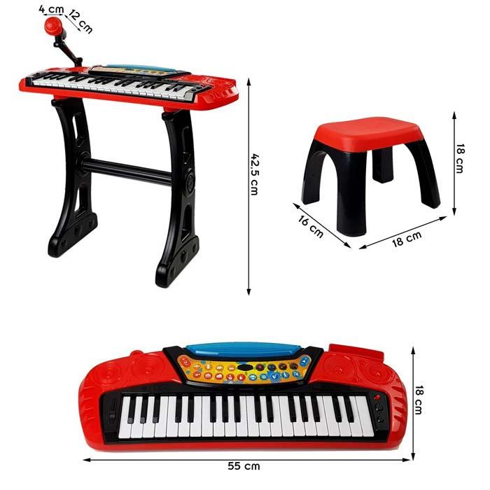 piano clavier enfant