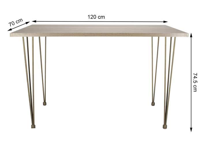 table aspect noir